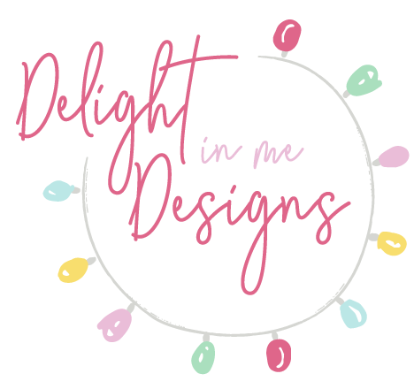 Delight in me Designs Logo