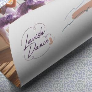 Lavish Dance Branding Identity