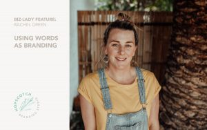 Eco copywriter Shine Copy Rachel Green