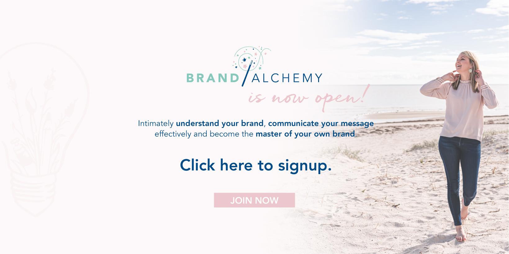 Join Brand Alchemy!